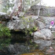 Swimming hole